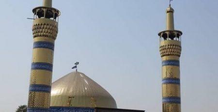 ساخت گنبد و گلدسته فولاد خوزستان