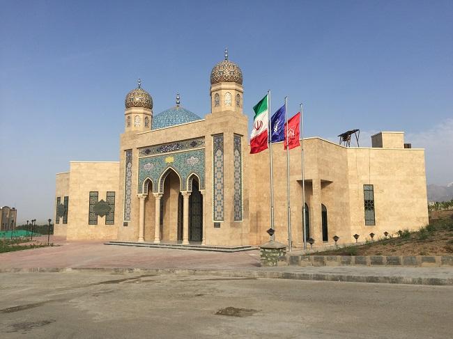 پروژه ساخت مسجد دانشگاه امام حسین