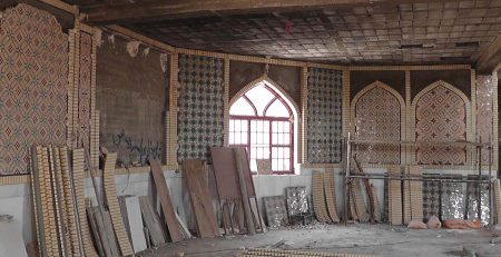 معیارهای ساخت مساجد