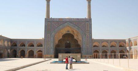 اجزای مساجد ایرانى