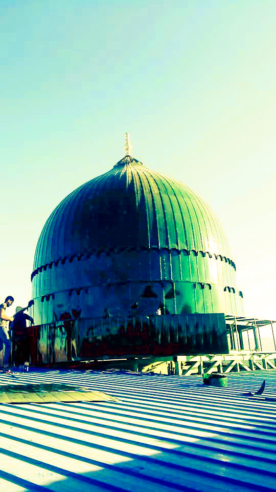 پروژه ساخت مسجد شهر جدید مجلسی